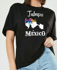 Tabasco T-Shirt TAB Tee Outfit Mexican State shirt MX Tank Top Estado Latin 2