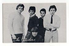 The Outsiders 1960's Bio Back Billboard Exhibit Arcade Card