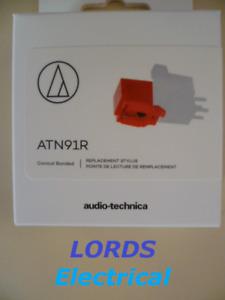 ORIGINAL AUDIO TECHNICA    ATN91R    REPLACEMENT STYLUS