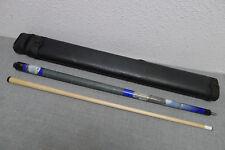 McDermott Two Piece Pool Cue 20.5 oz Eagle EL3 Billiard Stick #