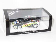 1/43 Ford Fiesta RS WRC  Yacco  Monte Carlo Rally 2012  J.Maurin