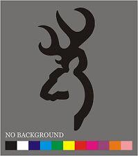 BROWNING DEER BUCK DOE Vinyl Decal / Sticker ** 5 Sizes **