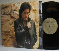1981 WILLIE NILE LP Golden Down with promo Bio Insert & 8 x 10 b&w Glossy Photo