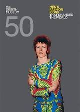 Fifty Men's Fashion Icons That Changed the World by Dan Jones (Paperback 2016 50