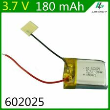 Replacement Lipo Battery 3.7V 180mAh for Syma S107 S107G Skytech M3 Sparepart
