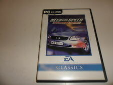 PC  Need For Speed IV: Brennender Asphalt [EA Classics]