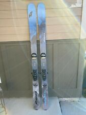 Used Nordica Enforcer 104 Free 186 cm with Tyrolia Attack 13 Bindings