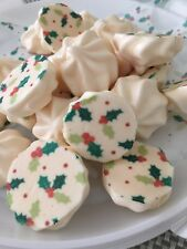 Meringue Transfer sheets - for Edible Printing - Bake images onto your meringues