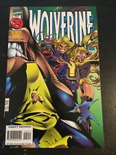 Wolverine#99 Incredible Condition 9.4(1996) Kubert Cover!!