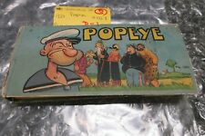 Adventures of Popeye Children's Book Comic Saalfield King Features 1051 Vintage