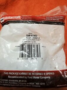 NEW Motorcraft Ignition Lock Cylinder Set SW-6383 Ford Lincoln Mercury 1995-2014