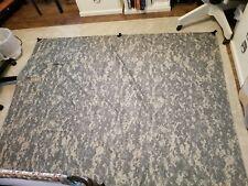 Jimmy Tarps UL Ground Cloth Auc Digital  nylon Ripstop 58 x 70