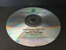 THE AIRBORNE TOXIC EVENT ADVANCE CD-Rare Collectible Promotional CD-10 tracks