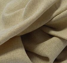 "ONE DOZEN 10"" x 10"" EQUINOX FAUX BURLAP NAPKINS & PLACEMATS - MACHINE WASHABLE"