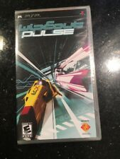 Wipeout Pulse - PSP Brand new Factory Sealed