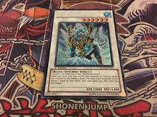 Yu-Gi-Oh Dewloren, Tiger King Of The Ice Barrier HA02-EN027! Secret Rare!! 1st!!
