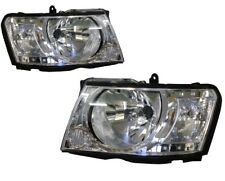 PAIR NISSAN PATROL HEADLIGHT CORNER LIGHT GU4 - 7 10/04 ONWARDS LEFT & RIGHT