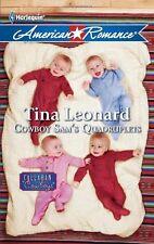 Cowboy Sams Quadruplets