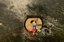 Pinocchio Disney Pin from the Willabee & Ward Collection
