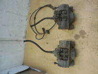 1997 19981999 Mercedes W140 S Class Pair of Rear Left Right Brake Calipers