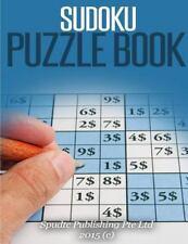 Sodoku Puzzle Book by Spudtc Publishing Pte Ltd (2015, Paperback)