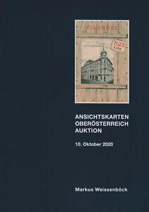 Ansichtskarten Oberösterreich Oktober 2020