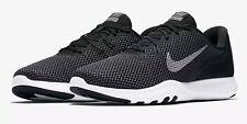 Nike Womens Flex Trainer 7, Black/Metallic Silver, Various Sizes, 898479-001