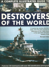DESTROYERS OF THE WORLD USN RN FRANCE SOVIET ITALY JAPAN GERMANY CANADA NETHERLA