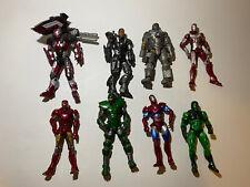 Marvel Universe IRON MAN Lot MCU Rhodey War Machine Guardian Mark Origin