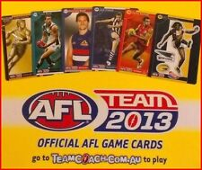 2013 DANIEL TALIA ADELAIDE CROWS NEW teamcoach CARD 02 reduced