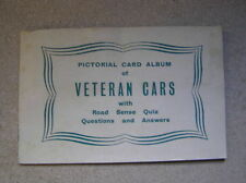 Motor Cars/Bikes Accessories Collectable Trade Cards