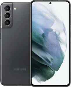 Samsung Galaxy S21 5G SM-G991U 128GB Verizon + Unlocked AT&T T-Mobile Open Box