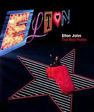 DVD: Elton John: The Red Piano (Blu-Ray/CD Combo), . Good Cond.:
