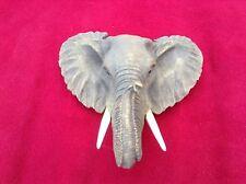 Elephant Bust Head Arts Crafts Elephants Busts Head Bd13517