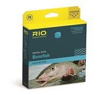 Rio Bonefish Fly Line WF9F - Color Sand/Blue - New