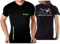 T-shirt per moto Kawasaki Ninja zx6r zx636r tshirt ZX-6R maglietta