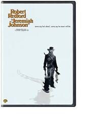 JEREMIAH JOHNSON (1972 Robert Redford)  -  DVD - REGION 1 - SEALED