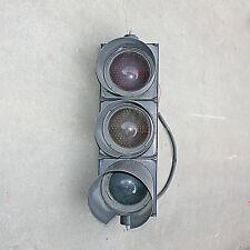 Aldridge LED 3 Aspect Arrows Traffic Light with built-in transformer