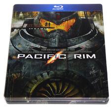 PACIFIC RIM - STEELBOOK LIMITED EDITION (2 BLU-RAY) con Idris Elba