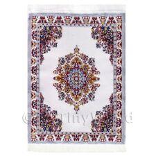 Dolls House Small Rectangular Victorian Carpet / Rug (vcnsr08)