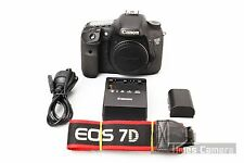 Canon EOS 7D 18.0MP DSLR Camera Body Only