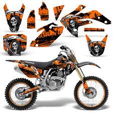 Decal Graphic Kit Honda CRF150 R 150 Dirt Bike Wrap CRF 150R 2007-2016 REAP ORNG