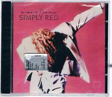 SIMPLY RED A NEW FLAME CD F.C. SIGILLATO!!!