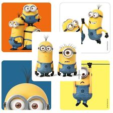 Minions Stickers x 5 - Birthday Party - Favours - Loot Ideas - Minion Party