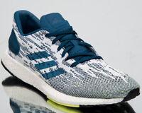 adidas PureBOOST DPR Mens Legend Marine Geometric Running Shoes B37789
