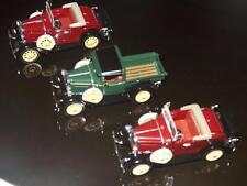 NATIONAL MUSEUM MINT 2 FORD '31 MODEL A ROADSTERS MODEL A TRUCK LOT!