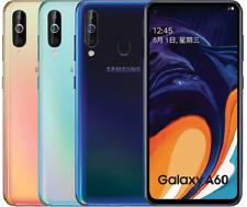 "Samsung Galaxy A60 A6060 Dual Sim 6.3"" Infinity–O 128GB Android Phon UK FREESHIP"