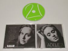 ADELE/21(XLCD 520) CD ALBUM