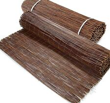 Fern Reed Screen Fencing Roll Fence 0.5 M(H) x 3mt( W) Fernwood Privacy Blockout