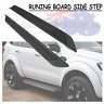 SIDE STEPS RUNNING BOARDS FOR FORD RANGER PXII DUAL CAB XLT 2015-2018 WILDTRAK
